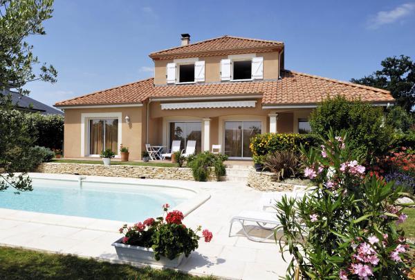 Maisons sanz constructeur de maison individuelle sur for Constructeur de maison hautes pyrenees