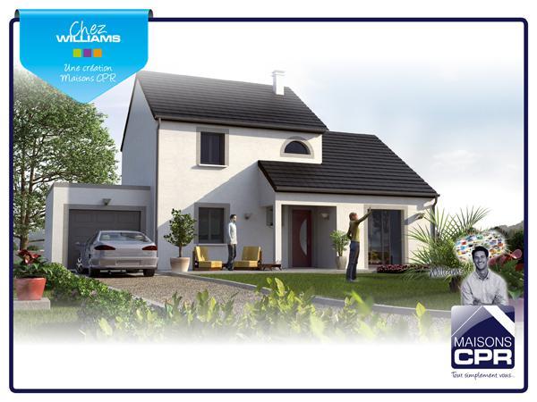 Maisons cpr constructeur de maison individuelle sur for Constructeur de maison individuelle haute loire