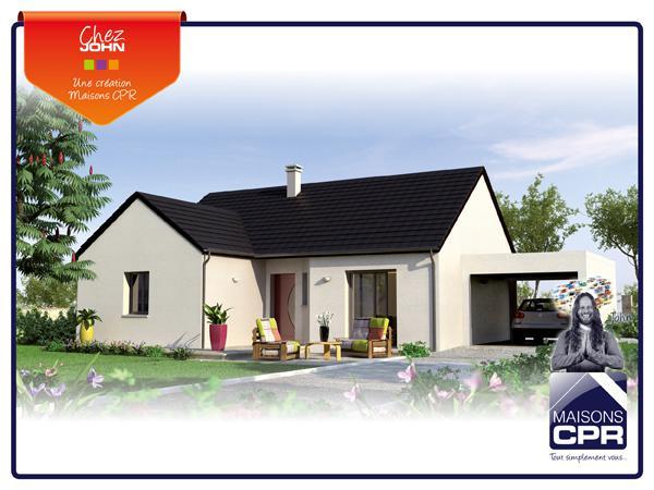 Maisons cpr constructeur de maison individuelle sur for Constructeur maison individuelle 37