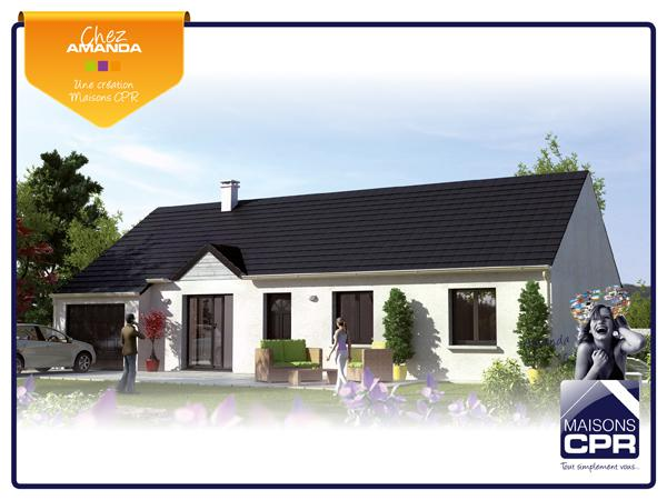 Maisons cpr constructeur de maison individuelle sur for Constructeur de maison individuel