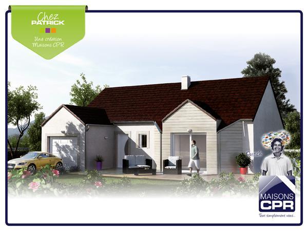 Maisons cpr constructeur de maison individuelle sur for Constructeur de maison individuelle avec terrain