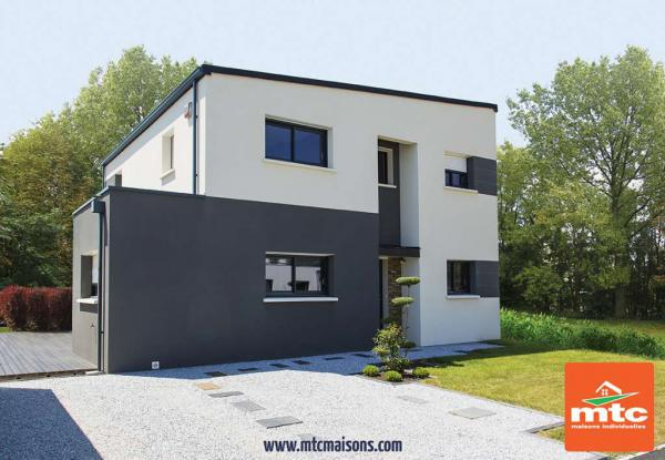 Mtc constructeur de maison individuelle sur achat terrain for Constructeur maison 64