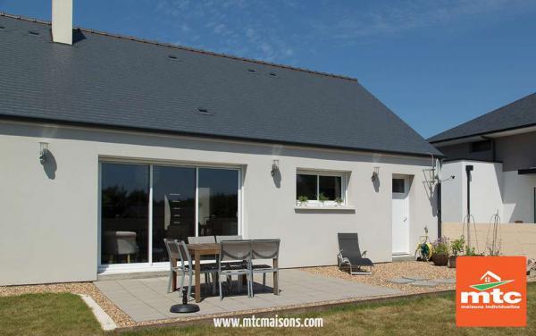 Mtc constructeur de maison individuelle sur achat terrain for Constructeur de maison individuelle haute loire