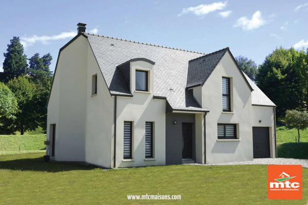 Mtc constructeur de maison individuelle sur achat terrain for Achat maison constructeur