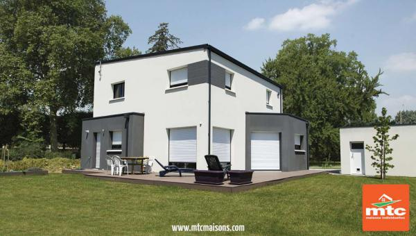 Mtc constructeur de maison individuelle sur achat terrain for Constructeur de maison individuel