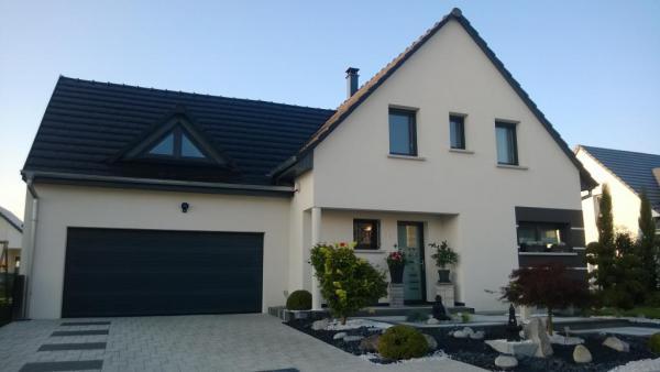 Maisons eden constructeur de maison individuelle sur for Constructeur maison individuelle 67