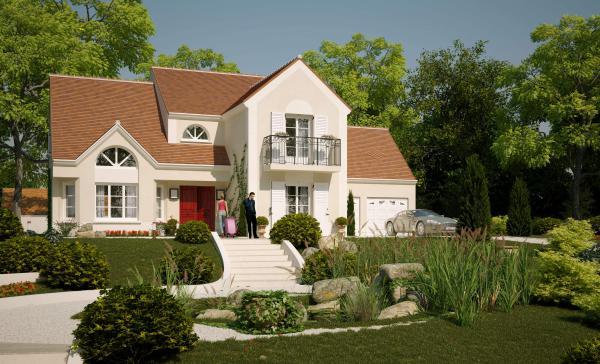 Barbey maillard constructeur de maison individuelle sur for Chiffrage maison individuelle