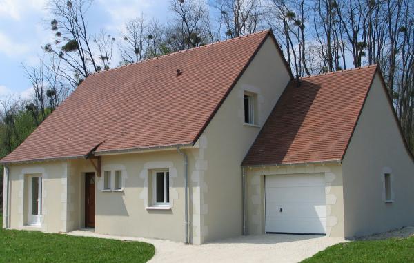 Constructions ideale demeure constructeur de maison for Achat maison individuelle 77