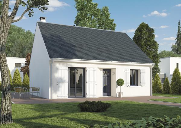 Pierre terre constructeur de maison individuelle sur for Constructeur maison 37
