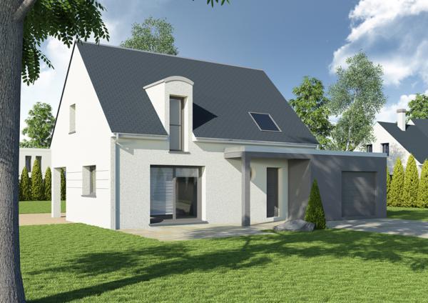 Pierre terre constructeur de maison individuelle sur for Constructeur de maison individuelle 29