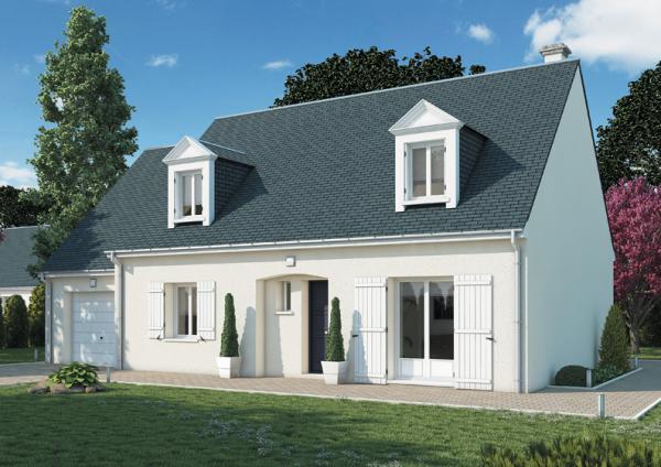 Pierre terre constructeur de maison individuelle sur for Constructeur de maison individuelle 28