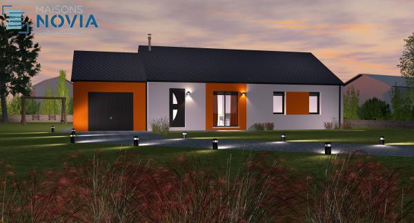 Maisons novia constructeur de maison individuelle sur for Constructeur de maison individuelle 57