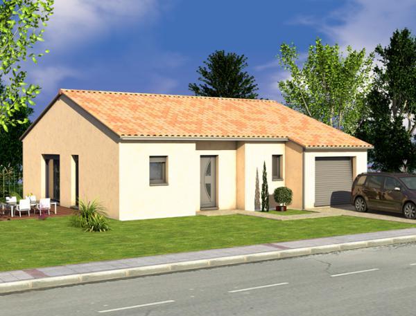 Maisons segonds constructeur de maison individuelle sur for Constructeur maison avec terrain