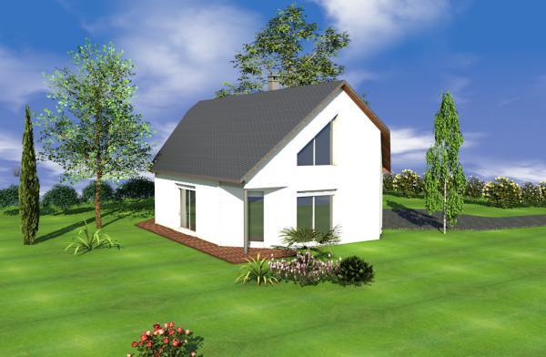 Maisons les gloriettes constructeur de maison for Constructeur maison avec terrain