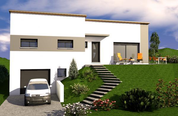 Maisons les gloriettes constructeur de maison for Constructeur maison 42