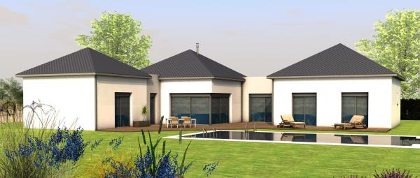 Maisons les gloriettes constructeur de maison for Constructeur maison individuelle aveyron