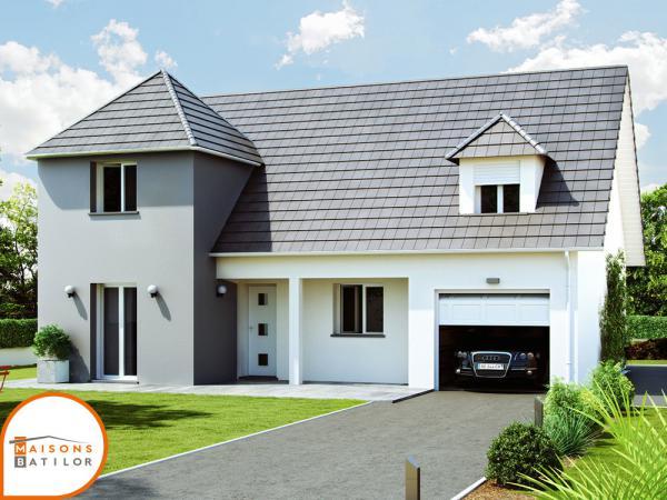 Maisons batilor constructeur de maison individuelle sur for Constructeur maison 18