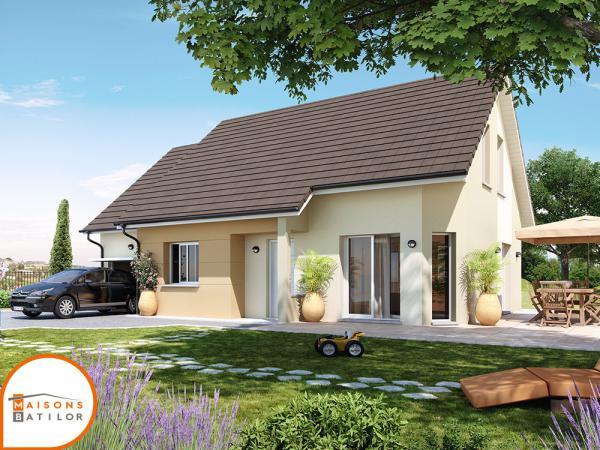 Maisons batilor constructeur de maison individuelle sur for Achat maison constructeur