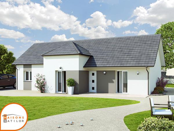 Maisons batilor constructeur de maison individuelle sur for Constructeur de maison individuelle 70