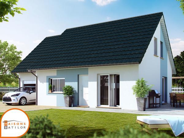 Maisons batilor constructeur de maison individuelle sur for Achat terrain maison