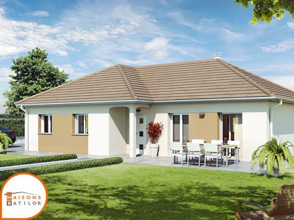 Maisons batilor constructeur de maison individuelle sur for Constructeur maison sur plan