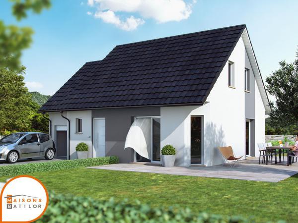 Maisons batilor constructeur de maison individuelle sur for Constructeur de maison individuelle dans le jura