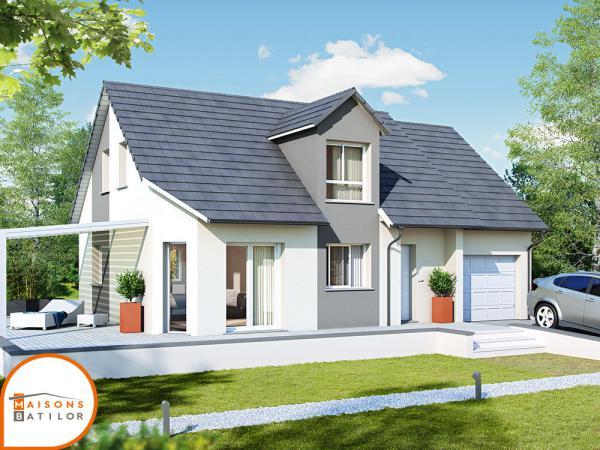maisons batilor constructeur de maison individuelle sur achat terrain. Black Bedroom Furniture Sets. Home Design Ideas