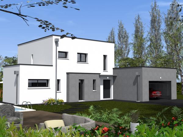 Maisons dona constructeur de maison individuelle sur for Constructeur 37