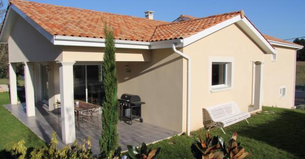 Maisons ideales constructeur de maison individuelle sur for Constructeur maison individuelle ain