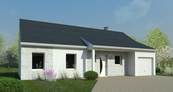 Residences picardes constructeur de maison individuelle for Liste constructeur maison individuelle
