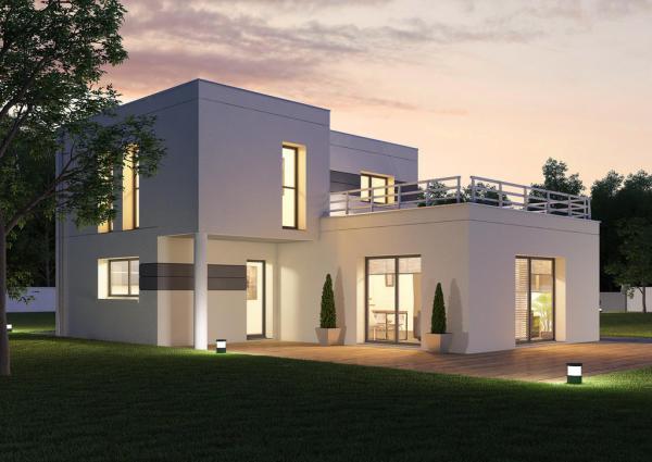 Pierre terre constructeur de maison individuelle sur for Constructeur de maison individuelle 57