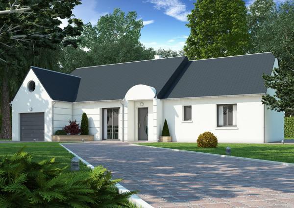 Pierre terre constructeur de maison individuelle sur achat terrain - Terre maison individuelle ...