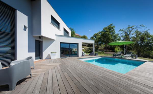 Elan auvergne constructeur de maison individuelle sur for Constructeur maison contemporaine auvergne