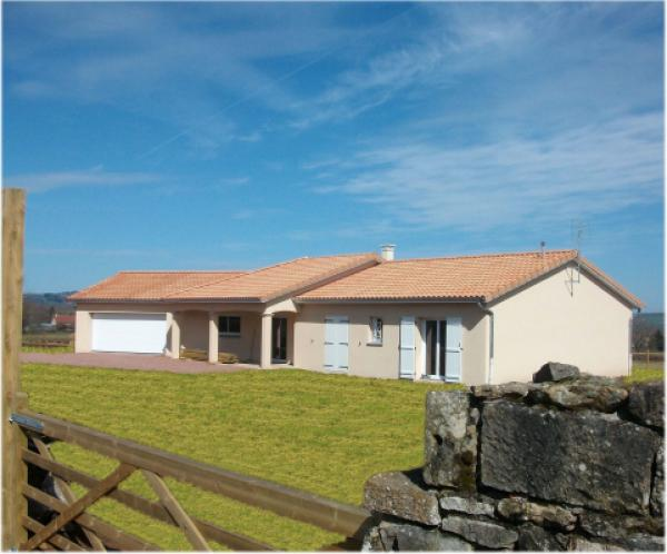 Maisons d 39 en france bourgogne constructeur de maison for Constructeur de maison individuelle en bourgogne