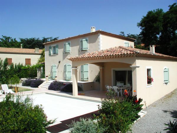 Villas la provencale constructeur de maison individuelle sur achat terrain - Les bastides provencales ...