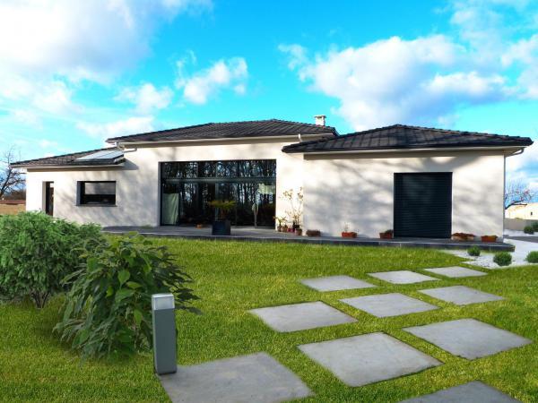 France habitat confort constructeur de maison for Constructeur maison contemporaine lot et garonne