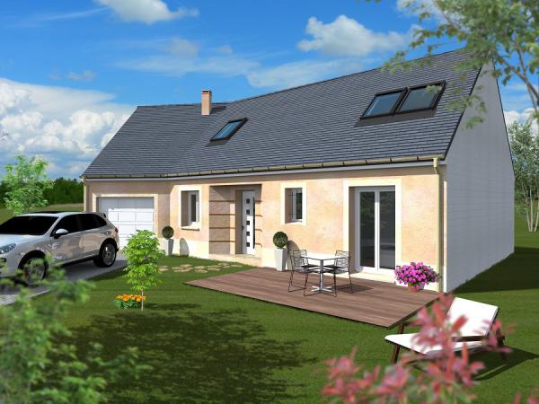 Saciel habitat constructeur de maison individuelle sur for Constructeur de maison individuelle 57