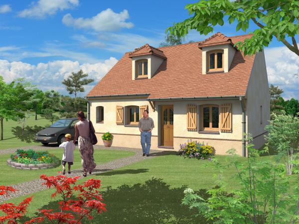 Saciel habitat constructeur de maison individuelle sur for Constructeur de maison individuel