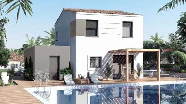 Villas bella 30 constructeur de maison individuelle sur for Villa constructeur