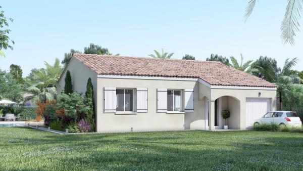 Villas bella 30 constructeur de maison individuelle sur for Constructeur maison aude