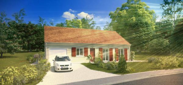 Maisons pierre constructeur de maison individuelle sur for Constructeur maison 42