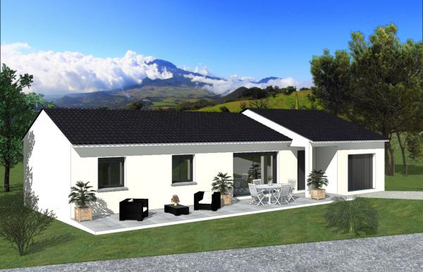 Tradibati constructions constructeur de maison for Constructeur maison drome ardeche