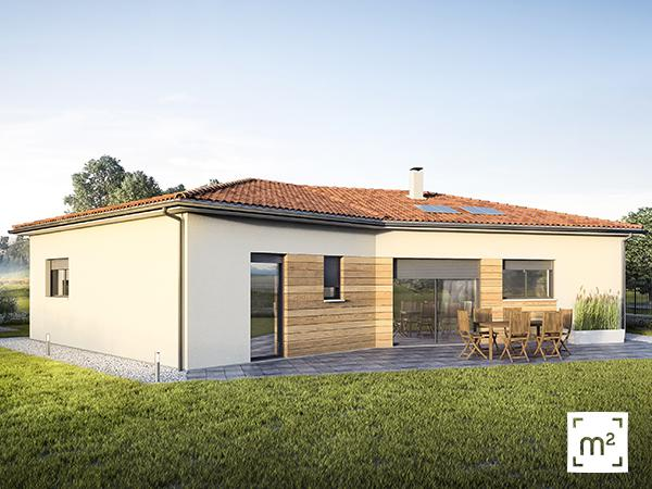 Metre carre constructeur de maison individuelle sur for Constructeur de maison individuel
