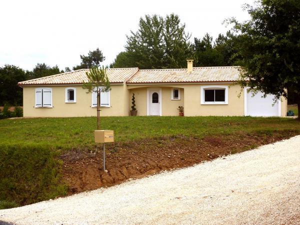 Les demeures occitanes constructeur de maison for Constructeur de maison individuelle 53