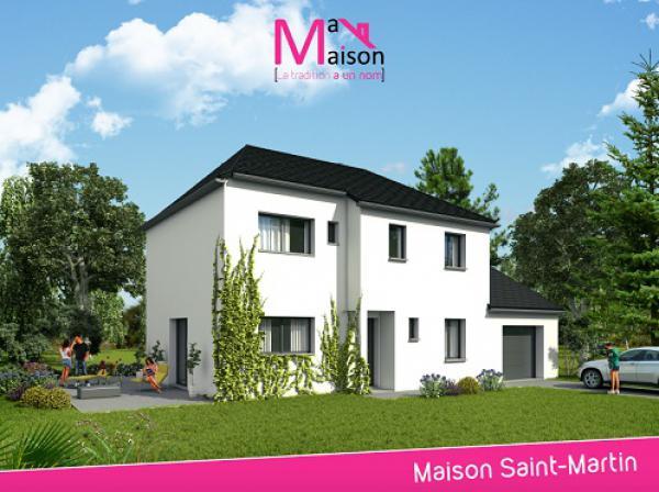 Ma maison constructeur ventana blog for Achat maison constructeur