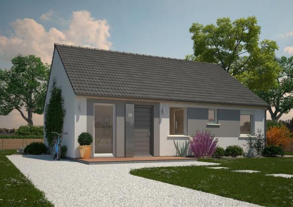Maisons phenix constructeur de maison individuelle sur for Constructeur de maison individuel