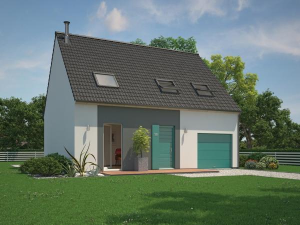 Maisons phenix constructeur de maison individuelle sur for Constructeur maison 37