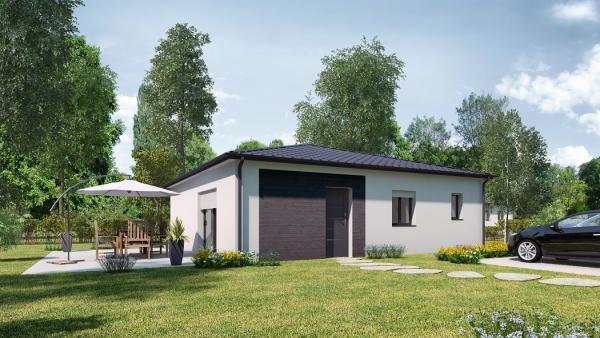 Maisons d 39 en france nouvelle aquitaine constructeur de for Constructeur maison 86