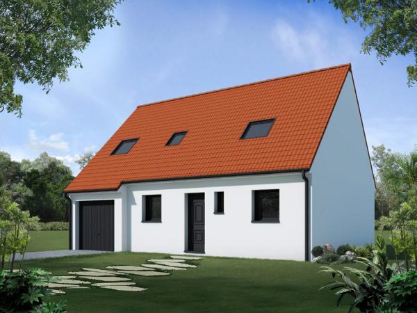 Home d 39 opale constructeur de maison individuelle sur for Constructeur maison avec terrain
