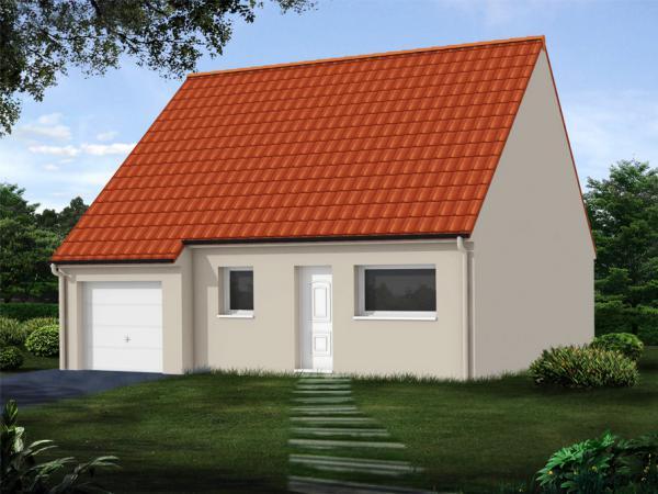 Home d 39 opale constructeur de maison individuelle sur for Constructeur calais